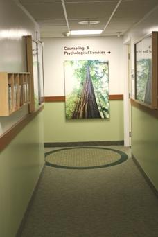caps hallway