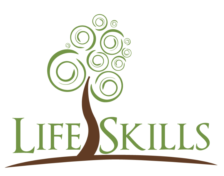 Tree Logo for Life Skills Online Course